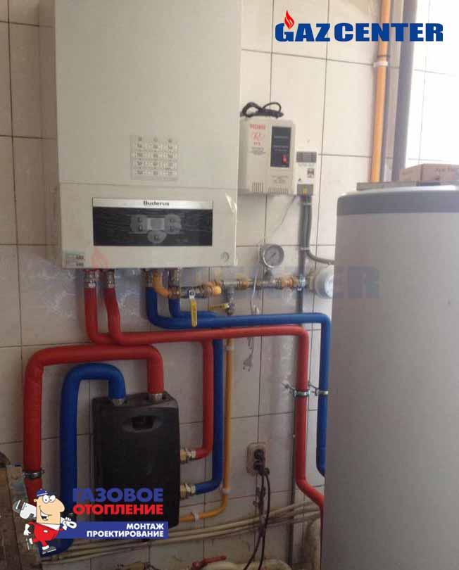 Системы отопления и водоснабжения частного дома