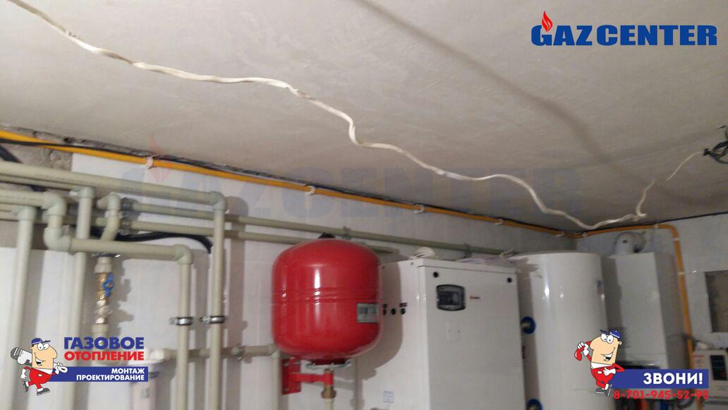 Инженерные системы отопление водоснабжение канализация